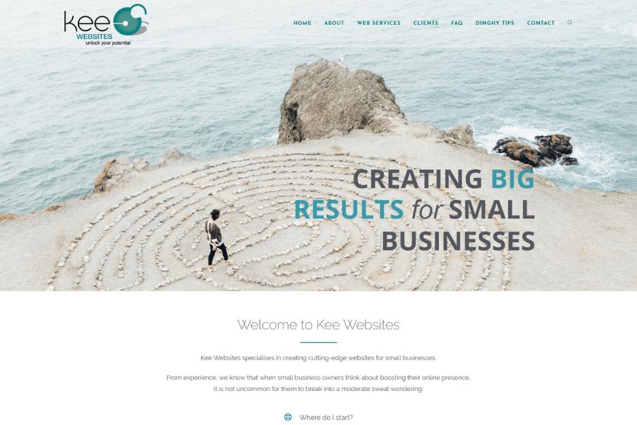 Kee Websites Website