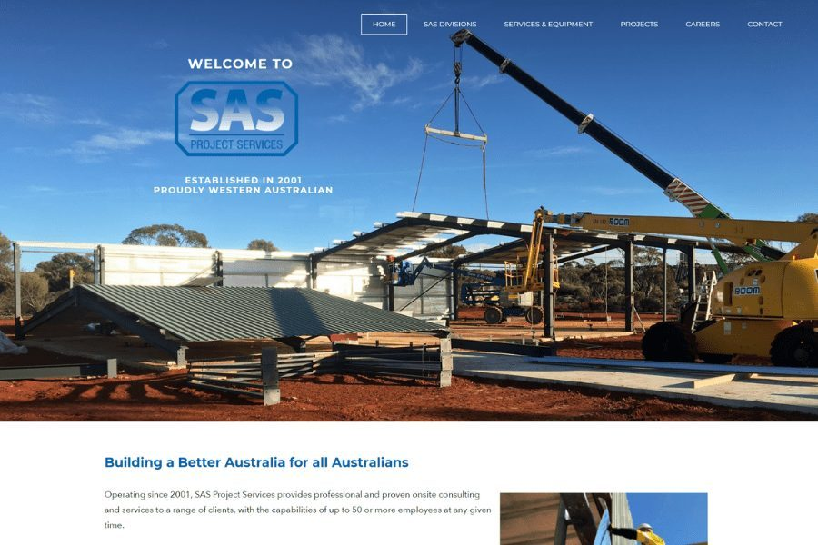 SAS Project Services Website-min